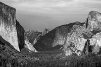 Tunnel View B and W