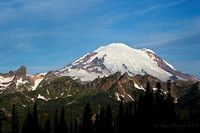 Rainier from Chinook PAss
