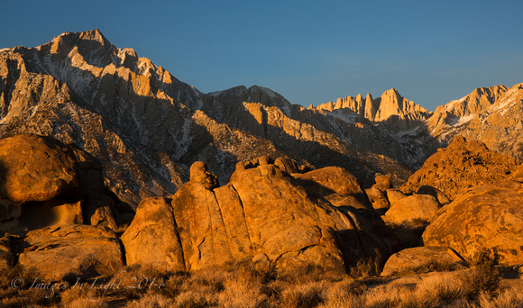 Lone Pine and Mt Whitney (#3701)