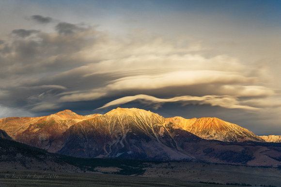 Images In Light: Latest Work &emdash; Sunrise before the Storm