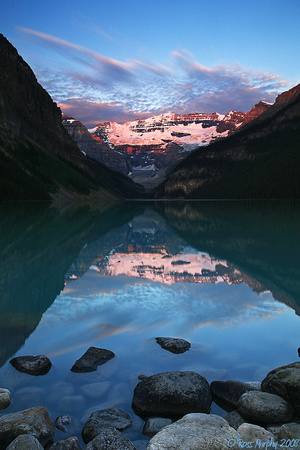 Lake Louise Sunrise II