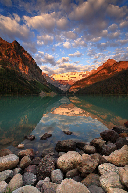 Lake Louise, Banff.